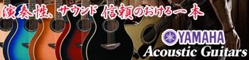 信頼のおける1本 ヤマハアコースティックギター