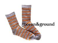 OCEAN&GROUND/ソックス