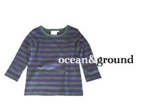 OCEAN&GROUND/トップス
