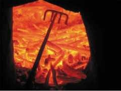 紀州備長炭窯元・紀伊の森 ロゴ