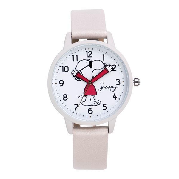 スヌーピー 腕時計 ウォッチ レディース PEANUTS SNOOPY ポーチ付き 手が動く 可愛い ギフト プレゼント 1年間の保証書付き メール便送料無料 kiitos-web 22