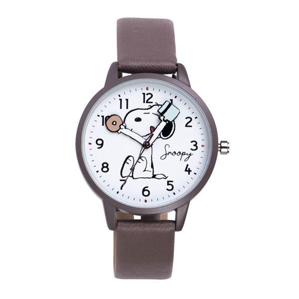 スヌーピー 腕時計 ウォッチ レディース PEANUTS SNOOPY ポーチ付き 手が動く 可愛い ギフト プレゼント 1年間の保証書付き メール便送料無料 kiitos-web 23