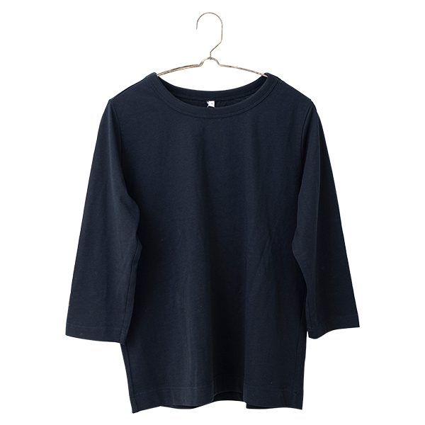 USAコットン7分袖Tシャツ