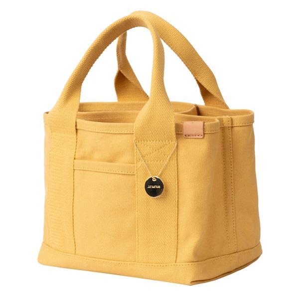 ミニトートバッグ レディース キャンバス 3つ仕切り マザーズバッグ かわいい シンプル おしゃれ 無地 メール便送料無料|kiitos-web|30