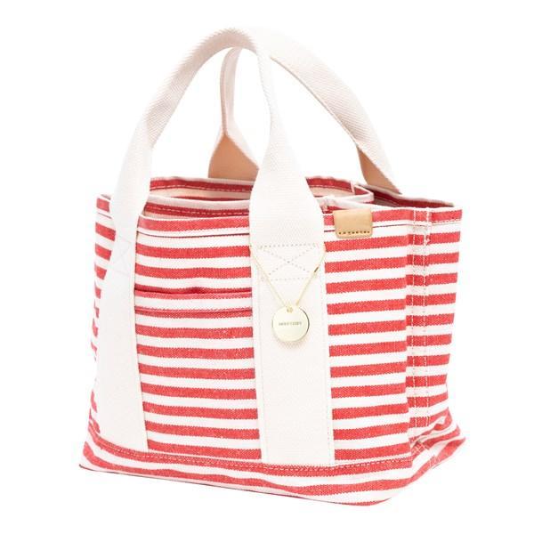 ミニトートバッグ レディース キャンバス 3つ仕切り マザーズバッグ かわいい シンプル おしゃれ 無地 メール便送料無料|kiitos-web|32