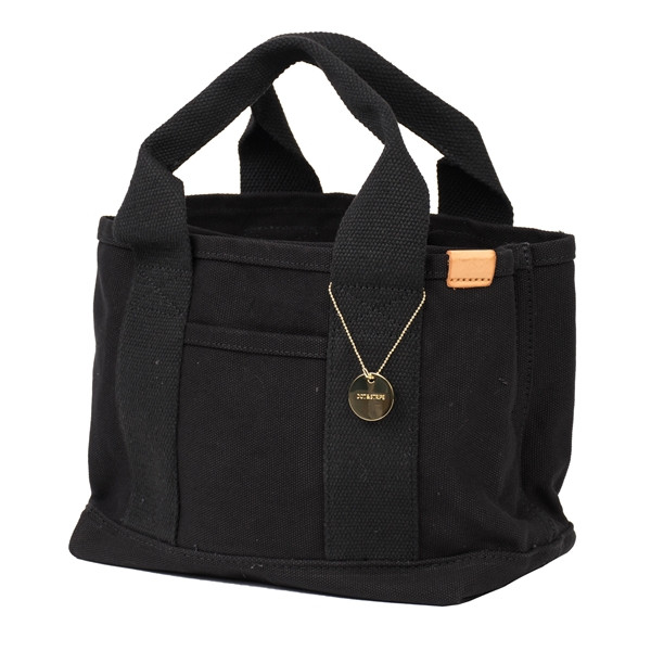 ミニトートバッグ レディース キャンバス 3つ仕切り マザーズバッグ かわいい シンプル おしゃれ 無地 メール便送料無料|kiitos-web|23