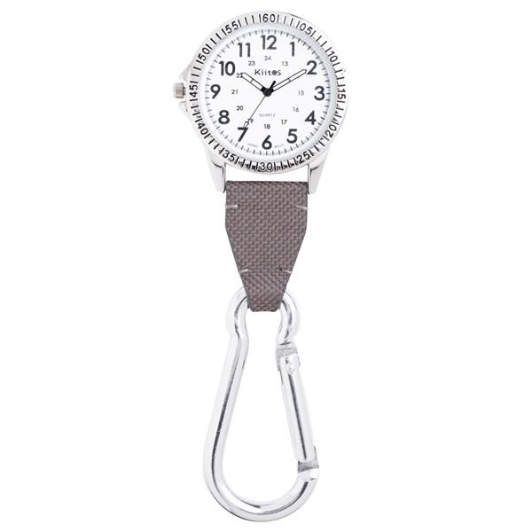 フックウォッチ カラビナウォッチ 懐中時計