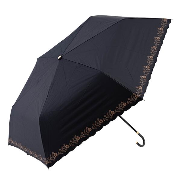 puコーティング晴雨兼用折り傘