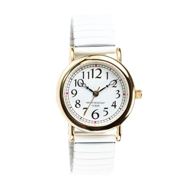 腕時計 レディース 10気圧防水 じゃばら 大人 かわいい おしゃれ ギフト プレゼント 1年間のメーカー保証付 メール便送料無料 kiitos-web 22