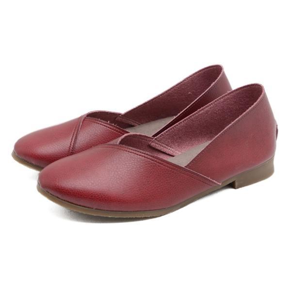 パンプス 走れるパンプス 痛くない 歩きやすい ローヒール 大きいサイズ フラットシューズ  ナチュラル ぺたんこ 疲れない 柔らかい レディース 靴|kilakila|27