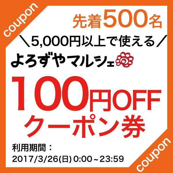【ご利用感謝クーポン】★5,000円以上で使える100円OFFクーポン
