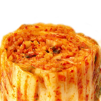 秘伝の薬念で漬け込んだ韓国トップブランドの白菜キムチ