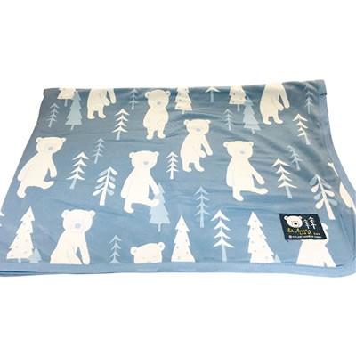 プレゼント|贈り物 くまの冷感ブランケット・保冷バッグ・保冷剤のセット