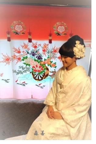 花嫁のれんイメージ写真