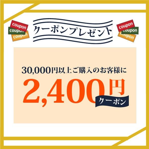 2,400円クーポン