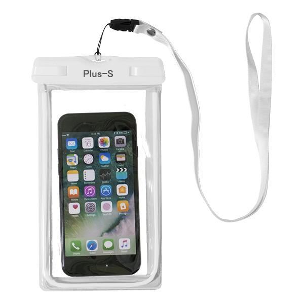 防水ケース iPhone 8 XR スマホ 海 お金 防水カバー スマートフォン ポーチ プール Xperia AQUOS Galaxy|kintsu|13