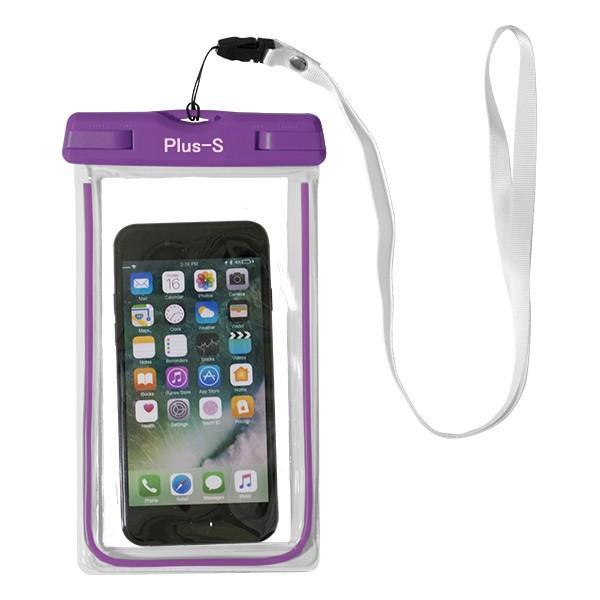 防水ケース iPhone 8 XR スマホ 海 お金 防水カバー スマートフォン ポーチ プール Xperia AQUOS Galaxy|kintsu|14