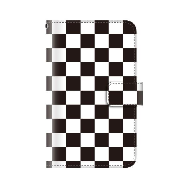 スマホケース 手帳型 iphonexr 携帯ケース アイフォンxr スマホカバー 手帳 アイホン おしゃれ 面白い チェック|kintsu|09