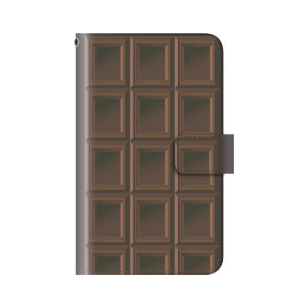 スマホケース 手帳型 全機種対応 iPhone11 pro max iphone8 iPhone XR AQUOS sense2 r3 ケース Xperia XZ3 1 Galaxy S10 携帯ケース アンドロイド チョコ|kintsu|11
