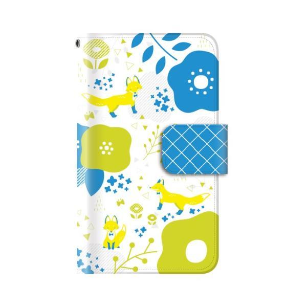 スマホケース 手帳型 全機種対応 iphone8 iPhone XR AQUOS r3 sense2 ケース Xperia 1 xz3 xz2 GALAXY S10 携帯ケース アンドロイド 動物|kintsu|05