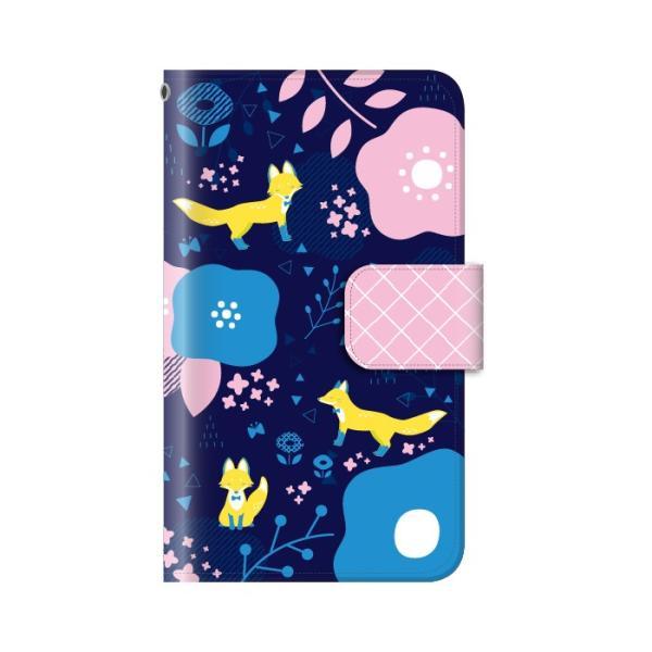 スマホケース 手帳型 全機種対応 iphone8 iPhone XR AQUOS r3 sense2 ケース Xperia 1 xz3 xz2 GALAXY S10 携帯ケース アンドロイド 動物|kintsu|07