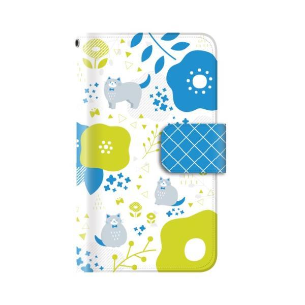 スマホケース 手帳型 全機種対応 iphone8 iPhone XR AQUOS r3 sense2 ケース Xperia 1 xz3 xz2 GALAXY S10 携帯ケース アンドロイド 動物|kintsu|08