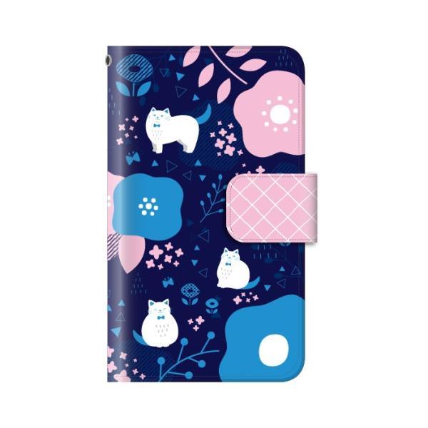 スマホケース 手帳型 全機種対応 iphone8 iPhone XR AQUOS r3 sense2 ケース Xperia 1 xz3 xz2 GALAXY S10 携帯ケース アンドロイド 動物|kintsu|10