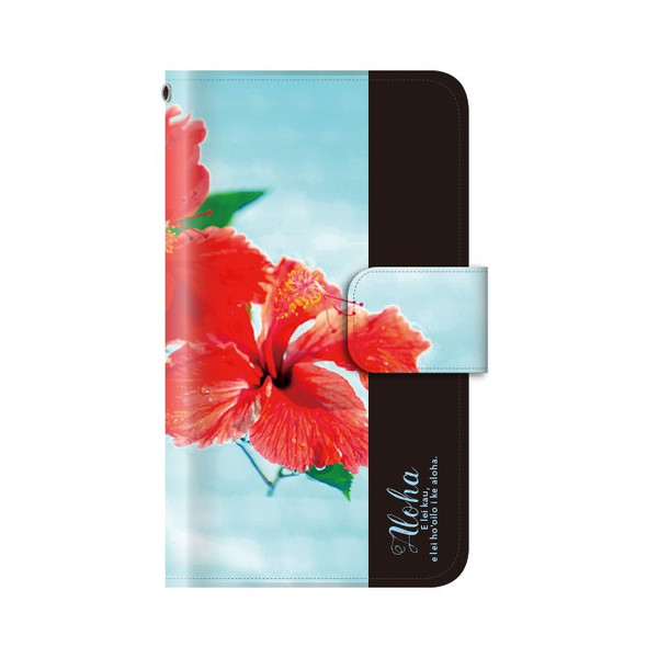 スマホケース 手帳型 全機種対応 iphone8 iPhone XR AQUOS r3 sense2 ケース Xperia 1 ace xz3 xz2 GALAXY S10 携帯ケース アンドロイド ハワイ|kintsu|09