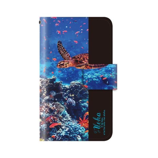 スマホケース 手帳型 全機種対応 iphone8 iPhone XR AQUOS r3 sense2 ケース Xperia 1 ace xz3 xz2 GALAXY S10 携帯ケース アンドロイド ハワイ|kintsu|12