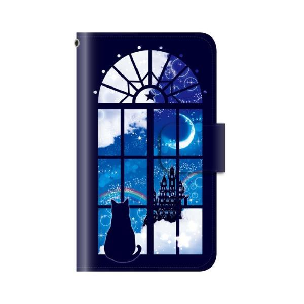 猫 スマホケース 手帳型 iphone8 ケース アイフォン8 携帯ケース スマホカバー 手帳 アイホン おしゃれ 面白い 猫|kintsu|06