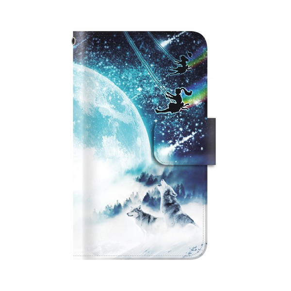 スマホケース 手帳型 iphonexs ケース 携帯ケース アイフォンxs スマホカバー 手帳 アイホン おしゃれ 面白い  宇宙|kintsu|05