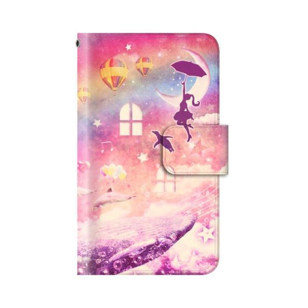 スマホケース 手帳型 iphonexs ケース 携帯ケース アイフォンxs スマホカバー 手帳 アイホン おしゃれ 面白い  宇宙|kintsu|12
