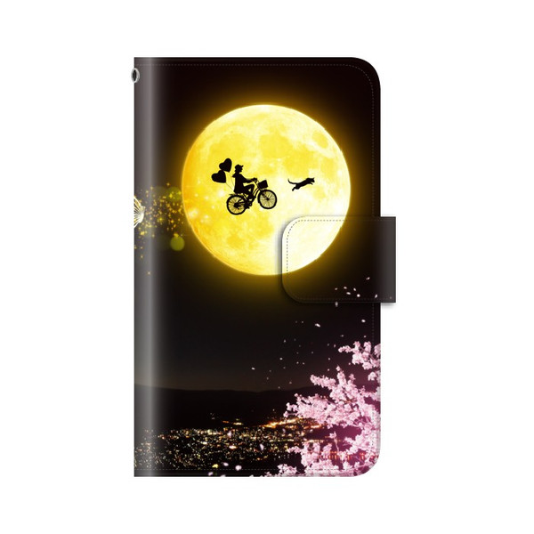 スマホケース 手帳型 iphonexs ケース 携帯ケース アイフォンxs スマホカバー 手帳 アイホン おしゃれ 面白い  宇宙|kintsu|13