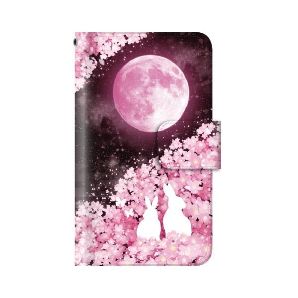 スマホケース 手帳型 iphone8plus ケース iphone8プラス アイフォン8 プラス 携帯ケース 手帳 アイホン おしゃれ うさぎ|kintsu|07