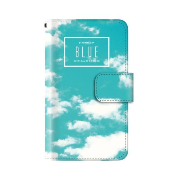 スマホケース 手帳型 iphonexs ケース 携帯ケース アイフォンxs スマホカバー 手帳 アイホン おしゃれ 面白い  空|kintsu|05