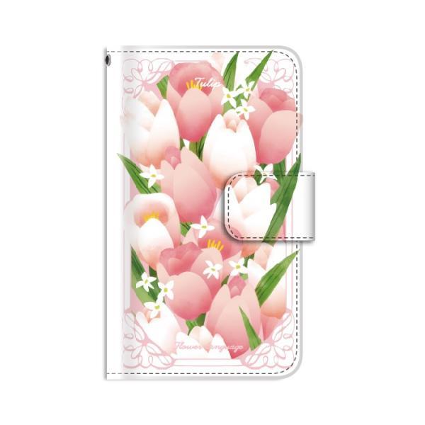 GALAXY S6 SC-05G ケース 手帳型 花言葉 花柄 フラワー カバー kintsu 12
