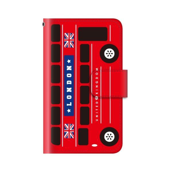 スマホケース 手帳型 全機種対応 iphone8 iPhone XR AQUOS r3 sense2 ケース Xperia 1 ace xz3 xz2 GALAXY S10 携帯ケース アンドロイド バス|kintsu|05