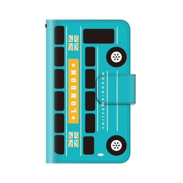 スマホケース 手帳型 全機種対応 iphone8 iPhone XR AQUOS r3 sense2 ケース Xperia 1 ace xz3 xz2 GALAXY S10 携帯ケース アンドロイド バス|kintsu|07