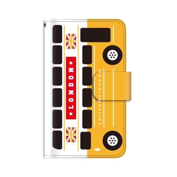 スマホケース 手帳型 全機種対応 iphone8 iPhone XR AQUOS r3 sense2 ケース Xperia 1 ace xz3 xz2 GALAXY S10 携帯ケース アンドロイド バス|kintsu|09