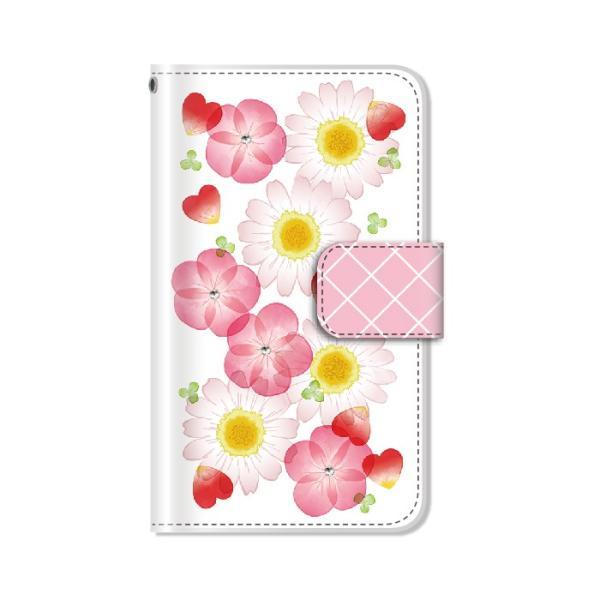スマホケース 手帳型 iphonexr 携帯ケース アイフォンxr スマホカバー 手帳 アイホン おしゃれ 面白い 花柄|kintsu|11