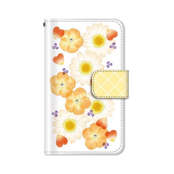 スマホケース 手帳型 iphonexr 携帯ケース アイフォンxr スマホカバー 手帳 アイホン おしゃれ 面白い 花柄|kintsu|13