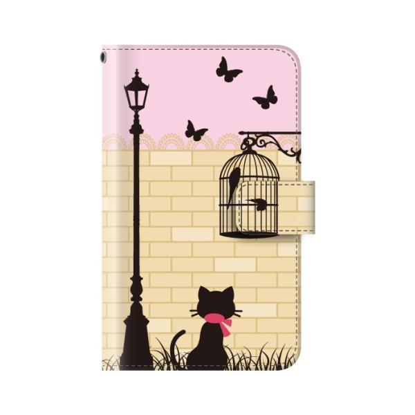猫 スマホケース 手帳型 iphonexs max 携帯ケース アイフォンxs マックス スマホカバー 手帳 アイホン おしゃれ 面白い  猫|kintsu|06