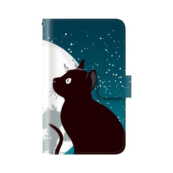 猫 スマホケース 手帳型 iphonexs max 携帯ケース アイフォンxs マックス スマホカバー 手帳 アイホン おしゃれ 面白い  猫|kintsu|10