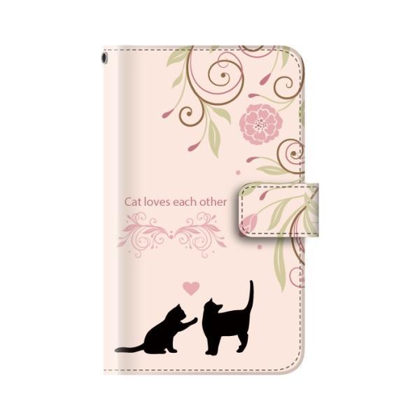 猫 スマホケース 手帳型 iphonexs max 携帯ケース アイフォンxs マックス スマホカバー 手帳 アイホン おしゃれ 面白い  猫|kintsu|11