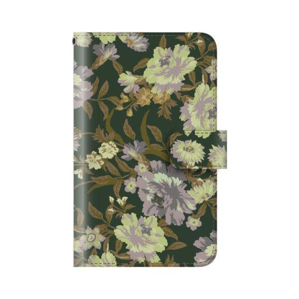 スマホケース 手帳型 iphonexs max 携帯ケース アイフォンxs マックス スマホカバー 手帳 アイホン おしゃれ 面白い  花柄|kintsu|06