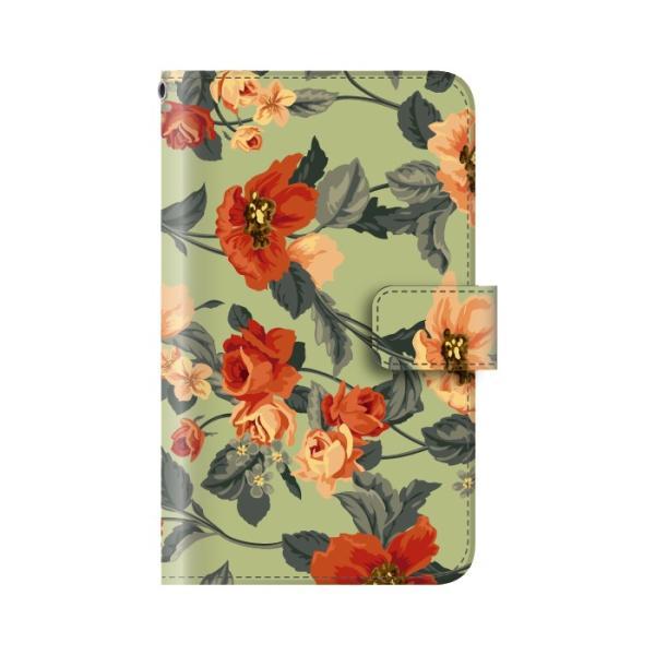 スマホケース 手帳型 iphonexr 携帯ケース アイフォンxr スマホカバー 手帳 アイホン おしゃれ 面白い 花柄|kintsu|09