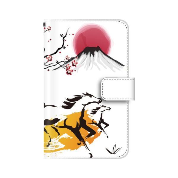 スマホケース 手帳型 iphone8plus ケース iphone8プラス アイフォン8 プラス 携帯ケース 手帳 アイホン おしゃれ 和柄|kintsu|08