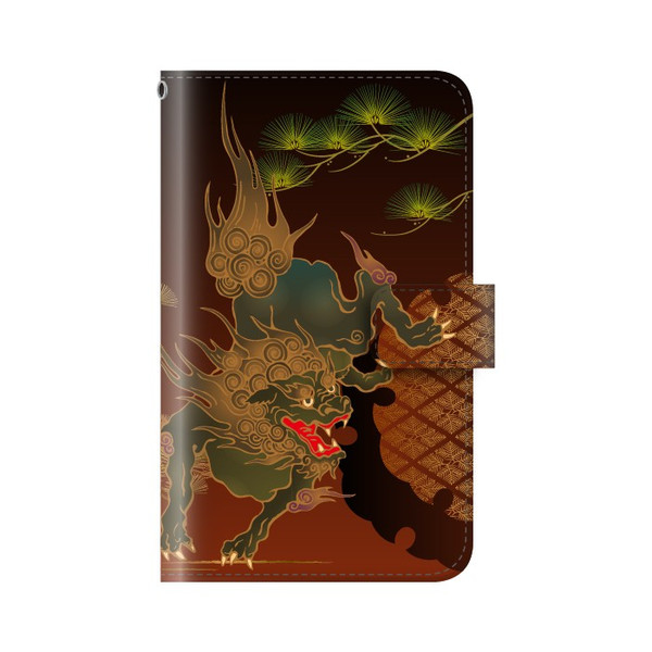 スマホケース 手帳型 全機種対応 iphone8 iPhone XR AQUOS sense2 ケース Xperia xz3 xz2  GALAXY S10 携帯ケース アンドロイド 和柄 kintsu 05
