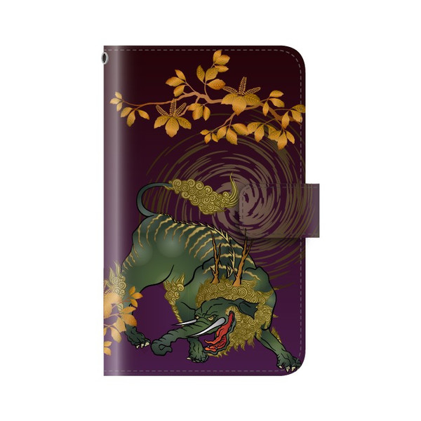 スマホケース 手帳型 iphonexs ケース 携帯ケース アイフォンxs スマホカバー 手帳 アイホン おしゃれ 面白い  和柄|kintsu|07