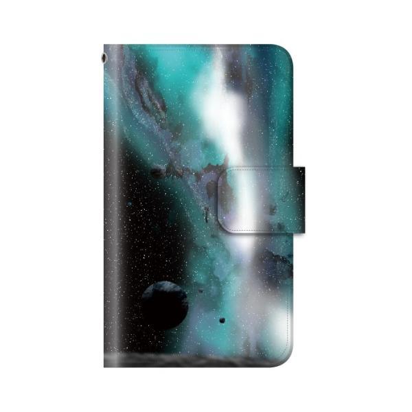 スマホケース 手帳型 iphone7plus iphone7プラス アイフォン7 プラス 携帯ケース 手帳 アイホン おしゃれ 宇宙|kintsu|08